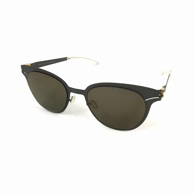 マイキータ MYKITA DECADES SUN MAREIKE サングラス 眼鏡 グレー BASALT BRILLIANTGREY SOLID col.158 メンズ 【中古】【ベクトル 古着】 180819 VECTOR×Refine