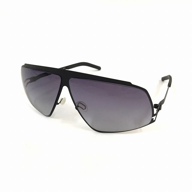 マイキータ MYKITA ベルンハルトウィルヘルム bernhard willhelm LUCIDUS サングラス 眼鏡 ブラック 黒 F25-MATTBLACK GRADIENT メンズ 【中古】【ベクトル 古着】 180819 VECTOR×Refine