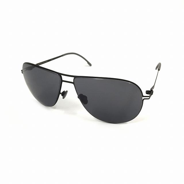 マイキータ MYKITA LITE SUN MALIN サングラス 眼鏡 ブラック BLACK SOLID col.002 メンズ 【中古】【ベクトル 古着】 180820 VECTOR×Refine