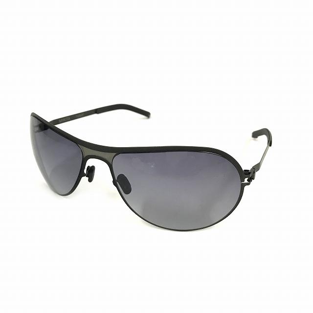 マイキータ MYKITA LEILA サングラス 眼鏡 ブラック BLACK BLACK GRADIENT col.002 メンズ 【中古】【ベクトル 古着】 180820 VECTOR×Refine