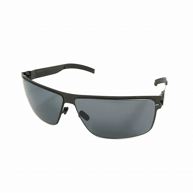 マイキータ MYKITA NO.1 SUN MILES サングラス 眼鏡 ブラック BLACK SOLID col.002 メンズ 【中古】【ベクトル 古着】 180820 VECTOR×Refine