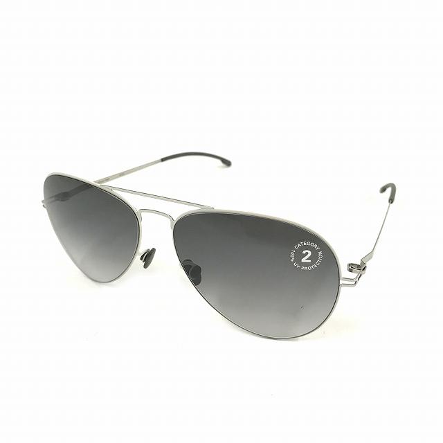 マイキータ MYKITA LITE SUN TAMI サングラス 眼鏡 SILVER/GAINSBORO BLACK GRADIENT col.132 メンズ 【中古】【ベクトル 古着】 180821 VECTOR×Refine