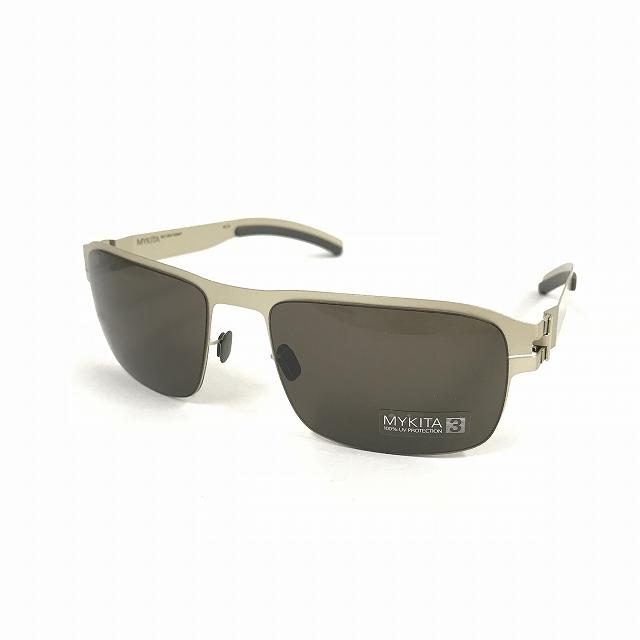 マイキータ MYKITA 1SUN LENNY サングラス 眼鏡 CHAMPAGNE SOLID col.142 メンズ 【中古】【ベクトル 古着】 180823 VECTOR×Refine
