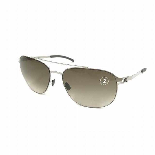 マイキータ MYKITA 1SUN THIBAULT サングラス 眼鏡 SHINYSILVER GRADIENT col.051 メンズ 【中古】【ベクトル 古着】 180823 VECTOR×Refine