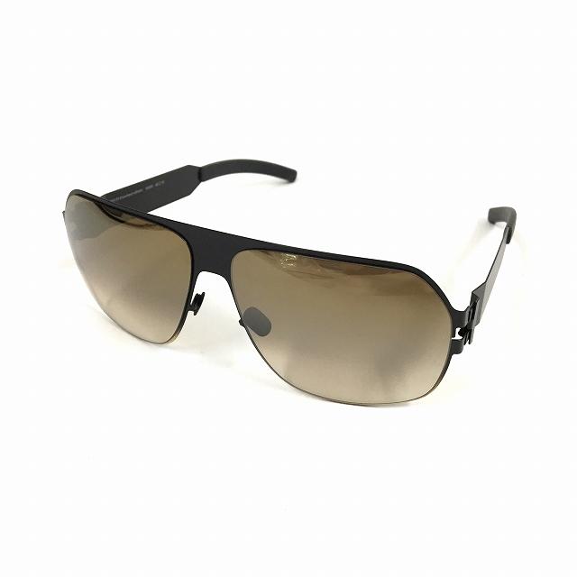 マイキータ MYKITA ベルンハルトウィルヘルム bernhard willhelm XAVER サングラス 眼鏡 F67-BLACK/GOLDGRADIENT BRONZE GRADIENT FLASH col.258 メンズ 【中古】【ベクトル 古着】 180825 VECTOR×Refine