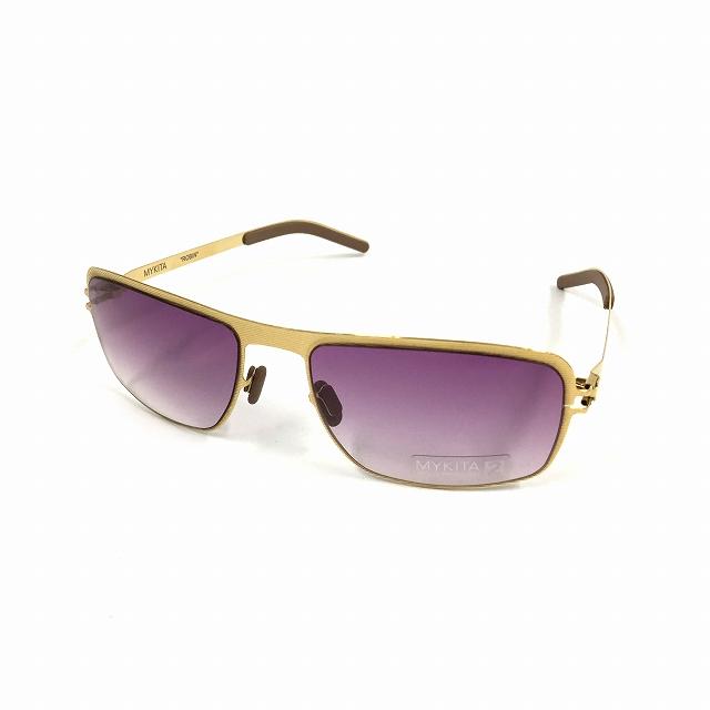 マイキータ MYKITA 1SUN ROBIN サングラス 眼鏡 GOLDLINE GRADIENT col.008 メンズ 【中古】【ベクトル 古着】 180825 VECTOR×Refine