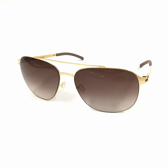 マイキータ MYKITA 1SUN THIBAULT サングラス 眼鏡 GLOSSYGOLD GRADIENT col.013 メンズ 【中古】【ベクトル 古着】 180825 VECTOR×Refine