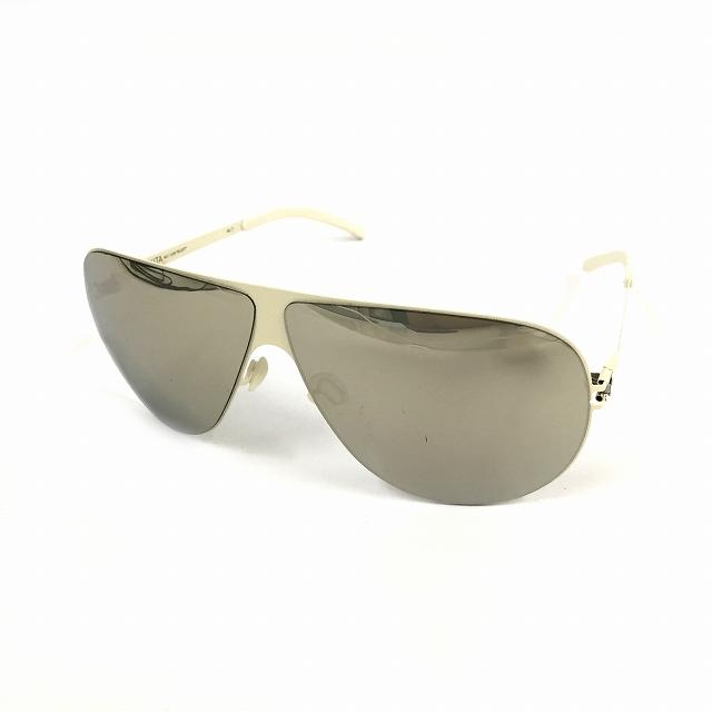 マイキータ MYKITA NO.1 SUN ELLIOT サングラス 眼鏡 オフホワイト OFFWHITE COPPER FLASH col.029 メンズ 【中古】【ベクトル 古着】 180825 VECTOR×Refine