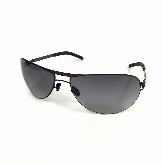 マイキータ MYKITA NO.1 TRAVIS サングラス 眼鏡 ブラック col.02 メンズ 【中古】【ベクトル 古着】 180825 VECTOR×Refine