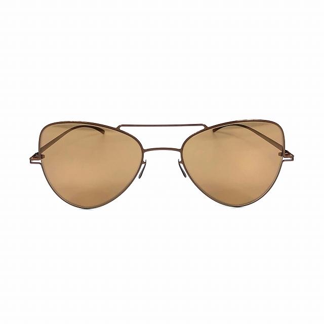 マイキータ MYKITA マルタンマルジェラ Maison Maritin Margiela MMESSE004 サングラス 眼鏡 E3-COPPER COPPER METALLIC メンズ 【中古】【ベクトル 古着】 180825 VECTOR×Refine