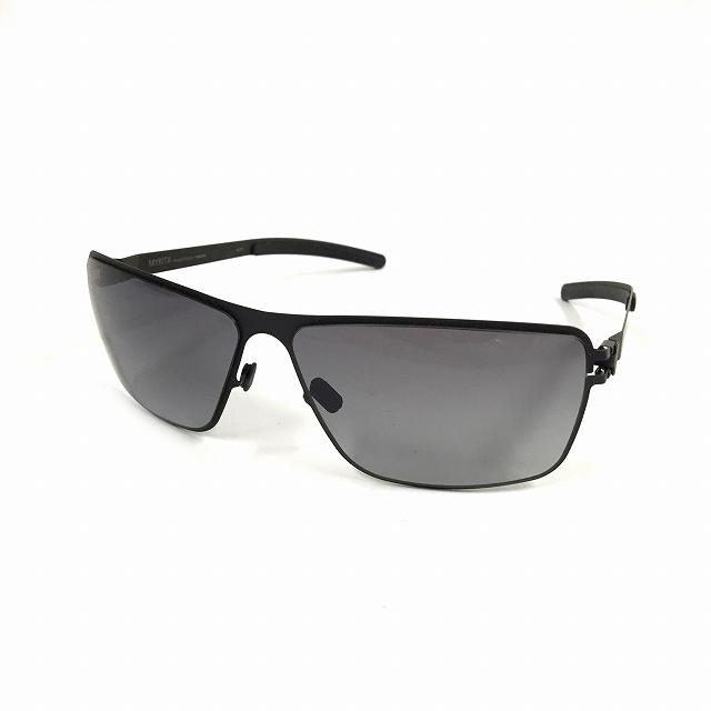 マイキータ MYKITA COLLECTION NO.1 TREVOR サングラス 眼鏡 ブラック 黒 col.02 メンズ 【中古】【ベクトル 古着】 180826 VECTOR×Refine