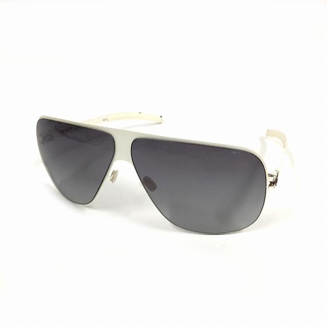 マイキータ MYKITA COLLECTION NO.1 HECTOR サングラス 眼鏡 シルバー col.50 メンズ 【中古】【ベクトル 古着】 180826 VECTOR×Refine