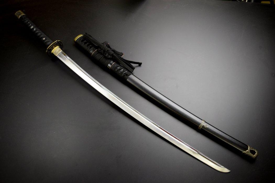 美術刀剣 模造刀 長篠一文字太刀※本品は、コンビニ受取は対応しておりません。
