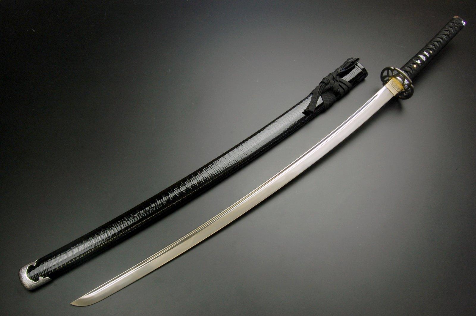 美術刀剣 模造刀柳生石舟斎宗厳拵え大刀※本品は、メール便及び、ゆうパケット対応しておりません。
