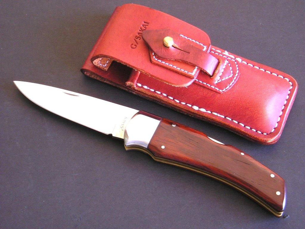 Gサカイ ニューフォールデングハンター・ウッドL(10401)※本品は、メール便及び、ゆうパケット対応しておりません。