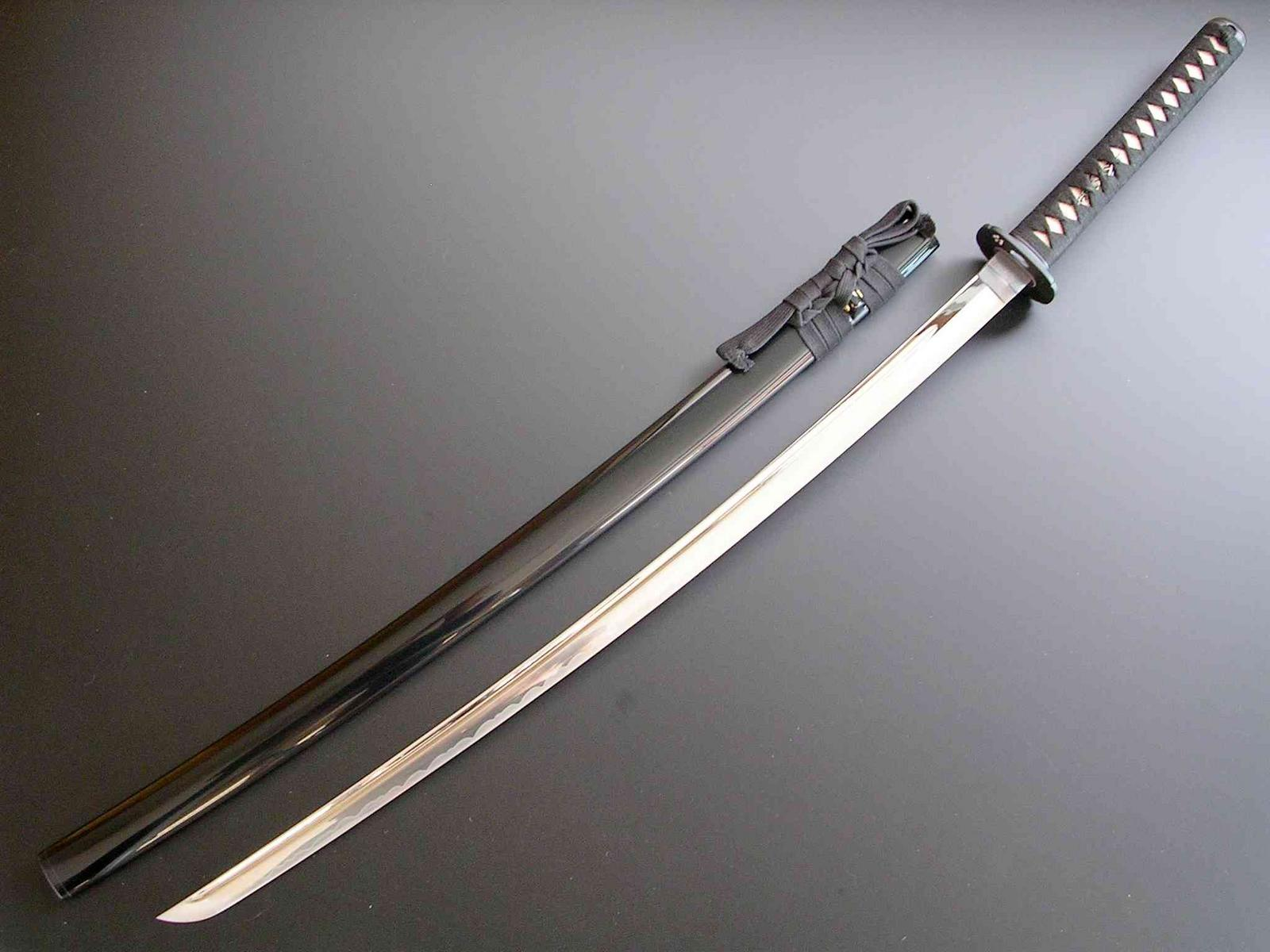 居合練習刀 肥後拵え(練達者拵え)大刀(H002-1)コンビニ受取不可