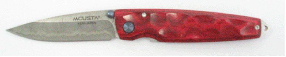 MCUSTA エムカスタ007槌 スタミナウッド ダマスカス(MC-0078D)