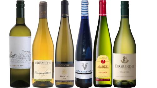 「香り」で楽しむ華やかな白ワイン6本セット(白ワインセット)(送料無料)(ワイン)(ワインセット)