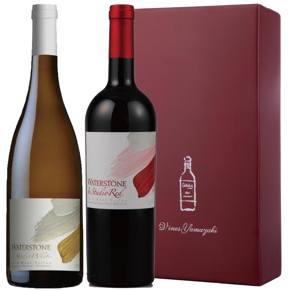 銘醸ナパ・ヴァレー紅白ワインセット