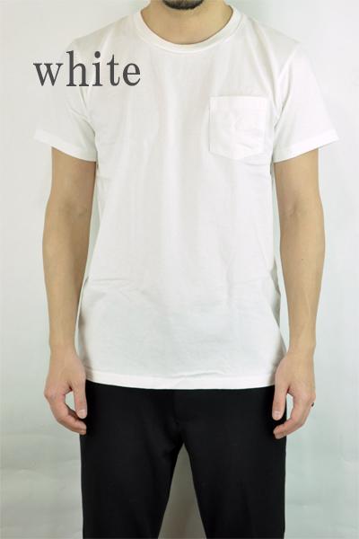 【VELVA SHEEN】ベルバシーン 2パック クルーネック Tシャツ ポケT 160920 2pacK Crew Neck S/S Tee 2枚 入り パック セット 二枚 組 ポケット 付き 半袖 無地 丸首 Tシャツ made in USA メンズ アメカジ T ティー シャツ 2nd掲載