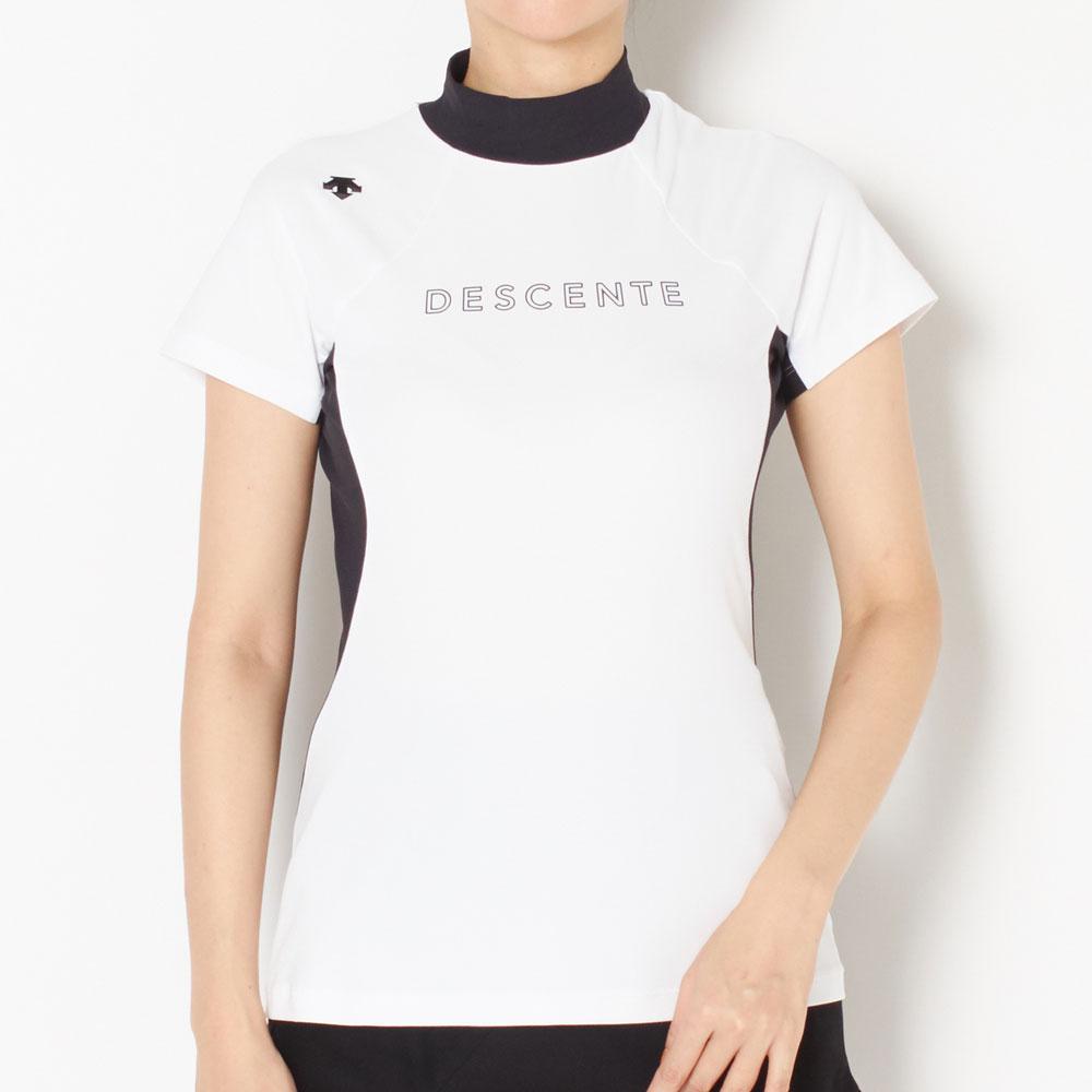 デサントゴルフ モックネックシャツ