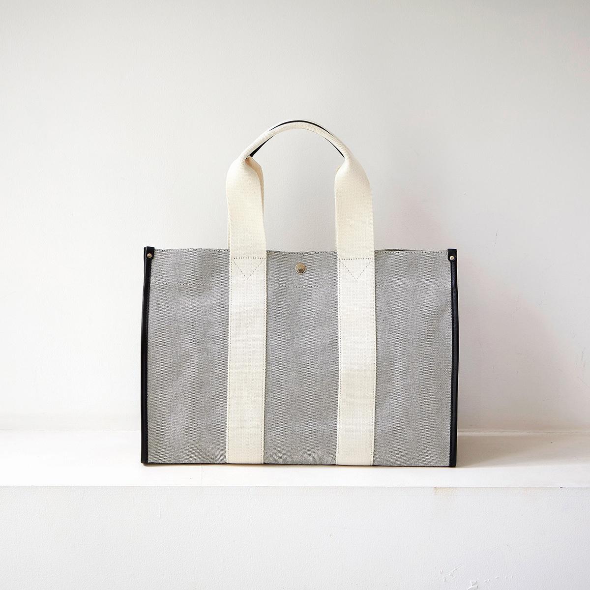 【公式】[トプカピ ブレス] TOPKAPI BREATH コットンキャンバス 2WAYトートバッグ