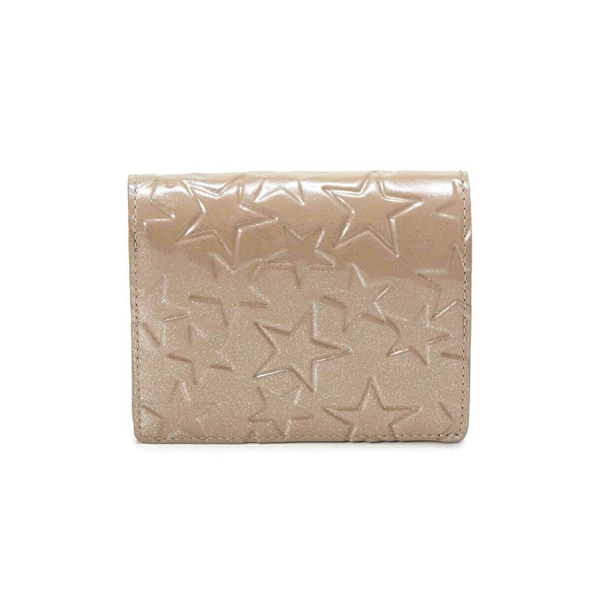 【公式】[トプカピ] TOPKAPI エナメル二つ折り財布 Sparkle Star スパークルスター