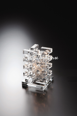 GLASS WORKS NARUMI (鳴海製陶)アスカ ランプスタンドランプスタンド【送料無料】