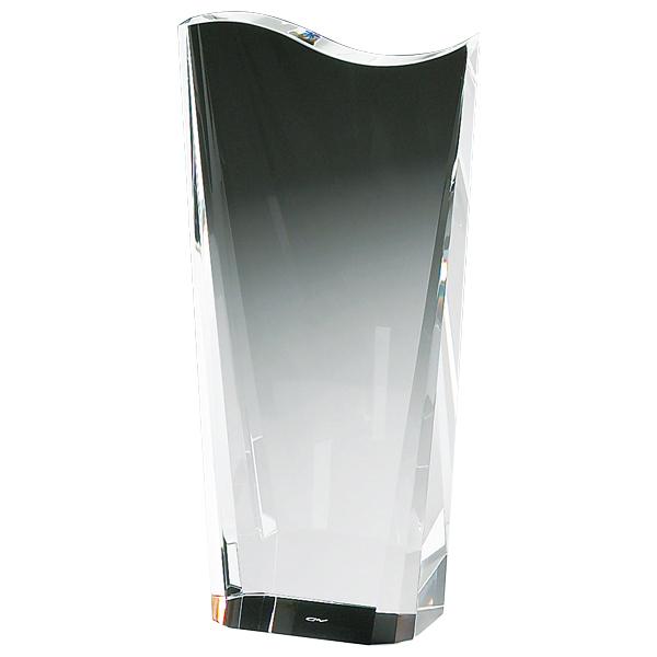 名入れ ロゴ入れ トロフィー 表彰 受賞 記念品GLASS WORKS NARUMI (鳴海製陶)クレストトロフィー(S)ガラストロフィー 大会記念 優勝記念 創立記念