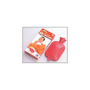 柔らか 天然 ゴム 製 ユタンポ マーケット ゆたんぽ 日本製 オンリーワン 送料無料 ゴム製 お買い得品 布製カバー付き 湯たんぽ
