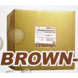 【送料無料】くさの葉化粧品 業務用洗口液 ブラウンガーグル 濃縮タイプ 20リットル入り