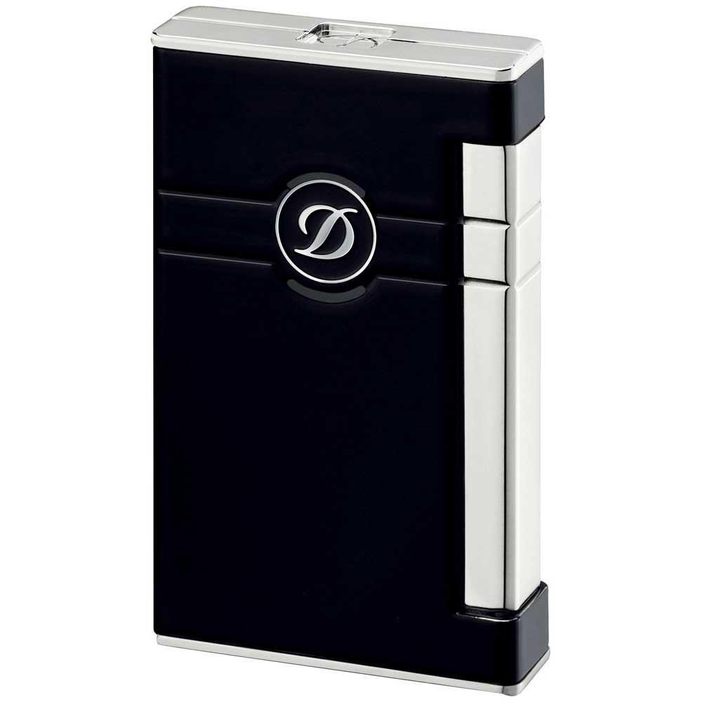 デュポン Dupont ライター LIGNE2 Torch (ライン2トーチ) 23004 ブラックラッカー (国内正規品)