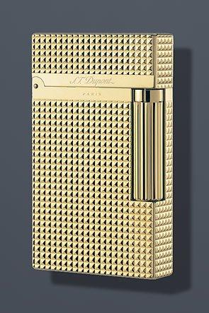 【代引不可商品】デュポン Dupont ライター LIGNE2 ダイヤモンド・ヘッド 16284 (国内正規品)