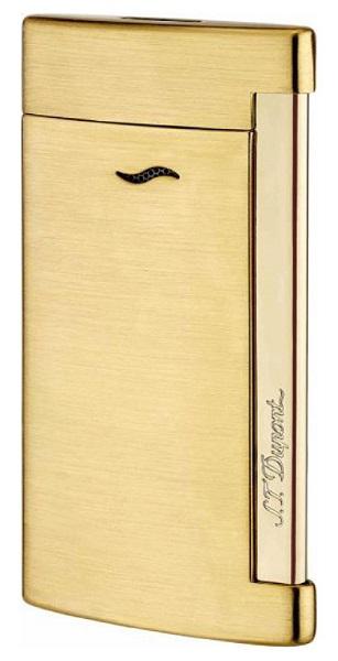 新作 デュポン Dupont ライター SLIM7 全3色 (国内正規品) スリム7 世界最薄 お取り寄せ10日