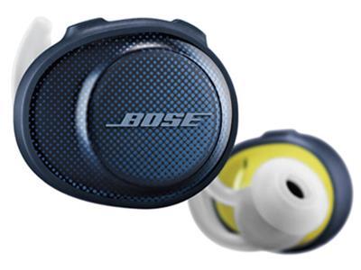 SoundSport Free wireless headphones [ミッドナイトブルー×イエローシトロン] 通常配送商品1