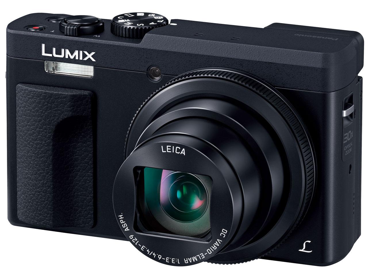 LUMIX DC-TZ90-K [ブラック] 通常配送商品