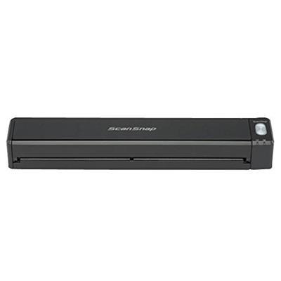 ScanSnap iX100 FI-IX100A-P 2年保証モデル [ブラック] 通常配送商品