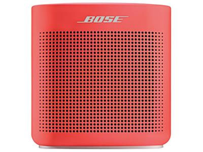 SoundLink Color Bluetooth speaker II [コーラルレッド] 通常配送商品 ポータブルワイヤレススピーカー