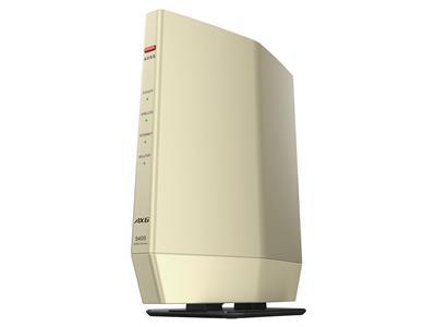 配送料無料 ついに再販開始 北海道 沖縄 離島は配送不可 品質保証 AirStation WSR-5400AX6S-CG 通常配送商品 シャンパンゴールド