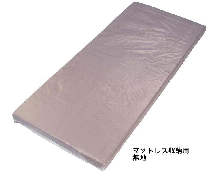レンタル用強化ポリエチレン袋 / HDL L 無地(100枚入) エヌ・ティ・シー 1袋