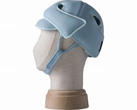 アボネットガードDタイプ(側頭部衝撃吸収重視型) メッシュタイプ / 2033 ブルー 特殊衣料 1個 JAN4521573003145