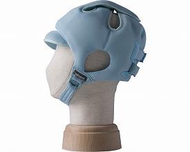 アボネットガードCタイプ(後頭部衝撃吸収重視型) メッシュタイプ / 2032 ブルー 特殊衣料 1個 JAN4521573003107