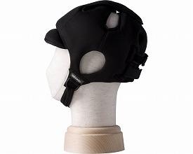 アボネットガードCタイプ(後頭部衝撃吸収重視型) メッシュタイプ / 2032 ブラック 特殊衣料 1個 JAN4521573003091