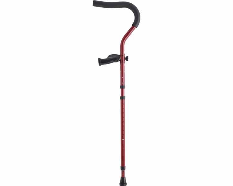 折りたたみ松葉杖 ミレニアル・プロ レギュラーサイズ 2本組 / 17-1-3 レッド プロト・ワン 1組 JAN4582183392395