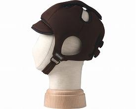 アボネットガードCタイプ(後頭部衝撃吸収重視型) メッシュタイプ / 2032 ブラウン 特殊衣料 1個 JAN4521573008607