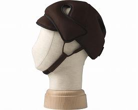 アボネットガードDタイプ(側頭部衝撃吸収重視型) メッシュタイプ / 2033 ブラウン 特殊衣料 1個 JAN4521573008621