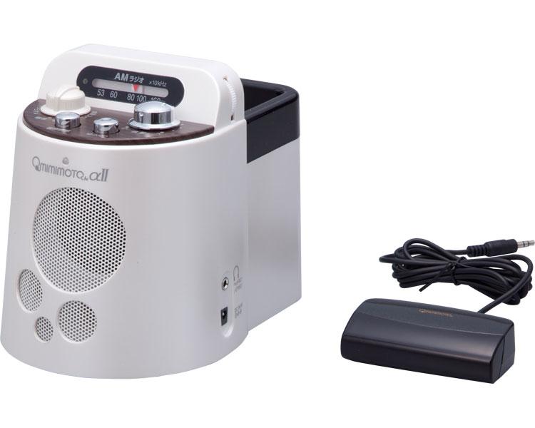 みみもとくんα / CS-100P エムケー電子 1台 JAN4983251000615