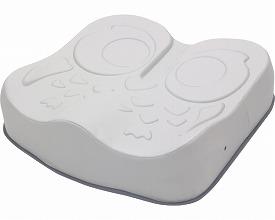 アウルREHA 3Dハイ(姿勢保持+減圧) / OWL24-BK1-4040 加地 1枚 JAN4544511013457