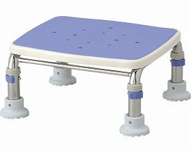 安寿 ステンレス製浴槽台Rジャスト 10 / 536-491 ブルー アロン化成 1台 JAN4970210841792