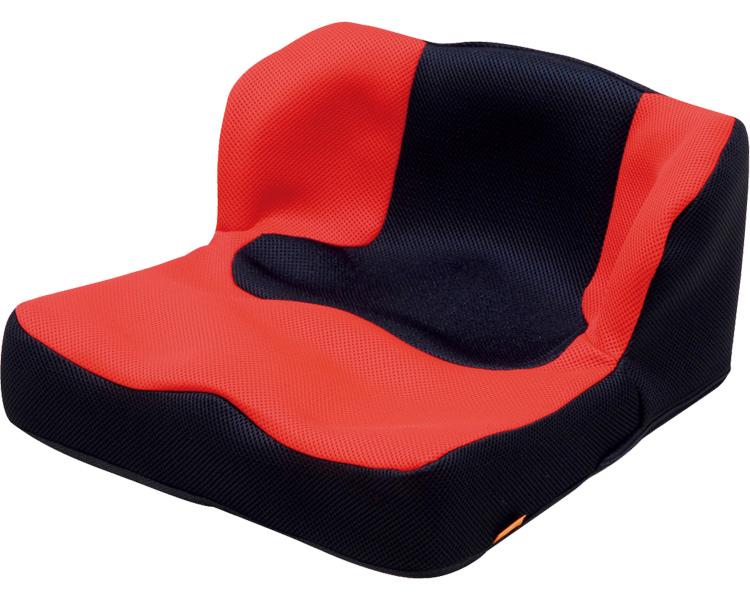 座位保持クッション LAPS(ラップス) / TC-L01-RE レッド タカノ 1個 JAN4523725003614